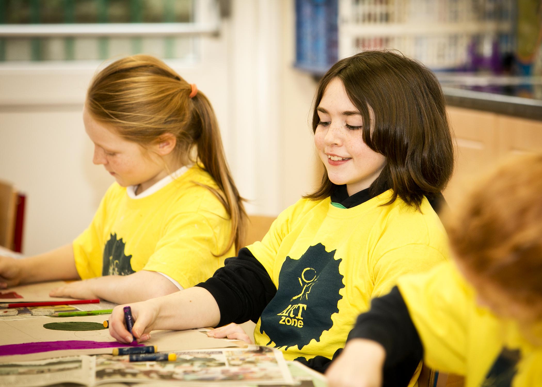 Artzone Children's Art Classes