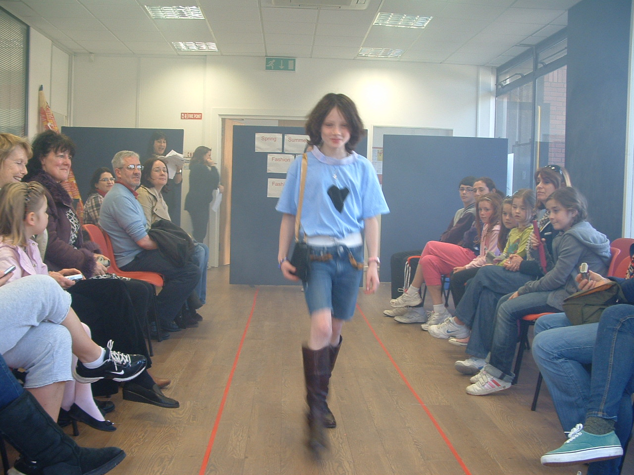 First Fashion Show 029