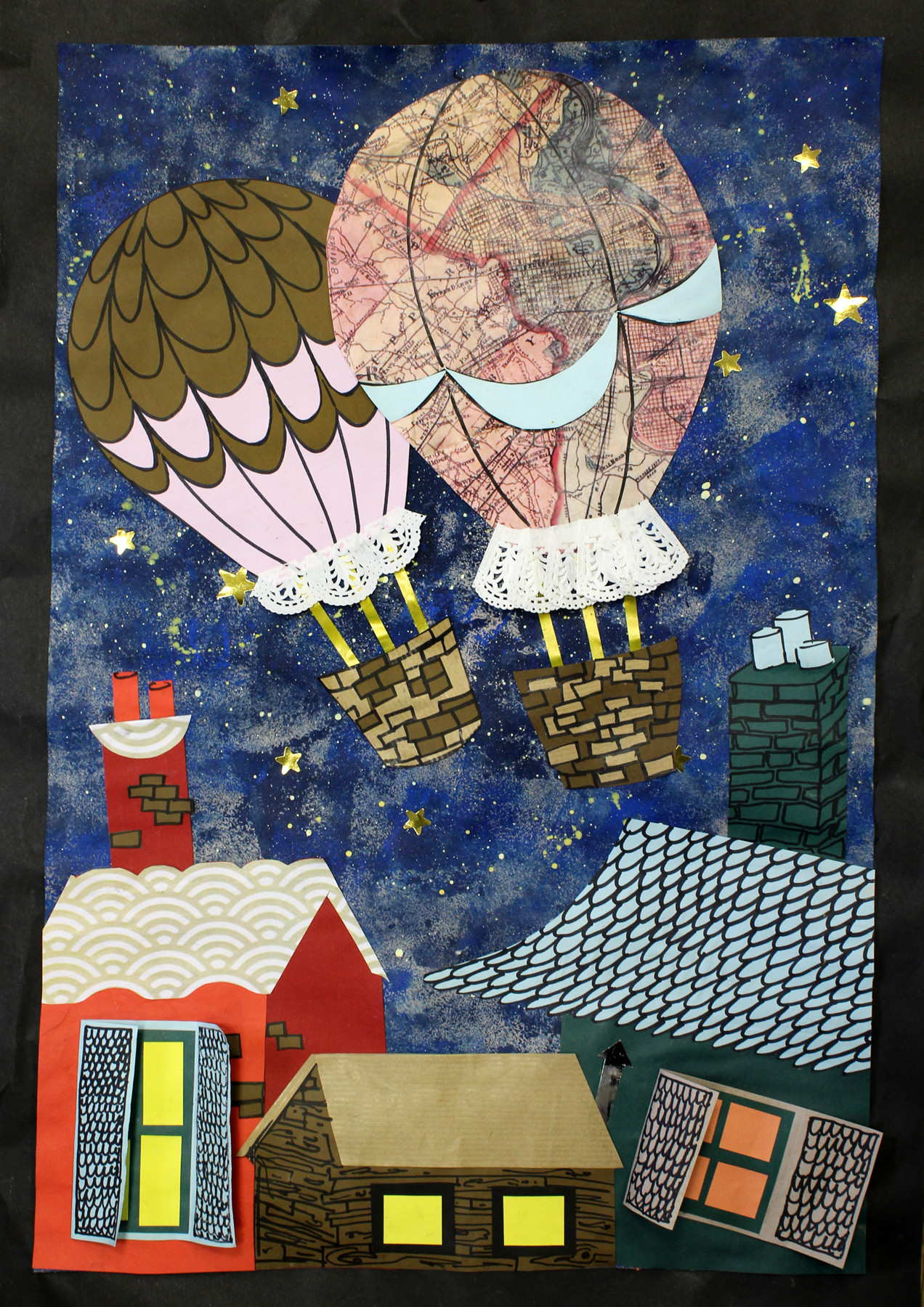 1702 Older balloon collage