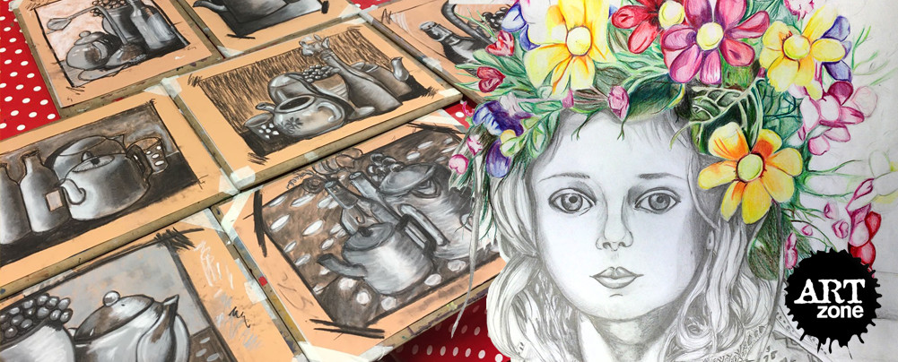 Art Zone summer camps – artzone