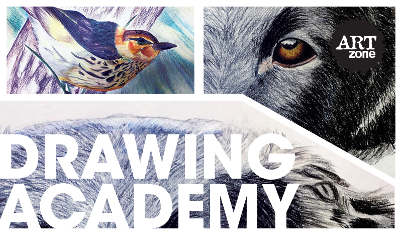 Virtual Online Zoom Drawing Classes for Children, Teenagers and Adults