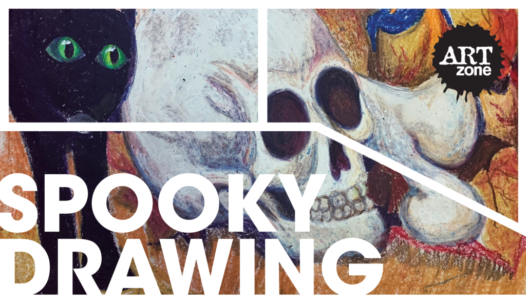 Halloween Drawing Camp for Teens & Tweens