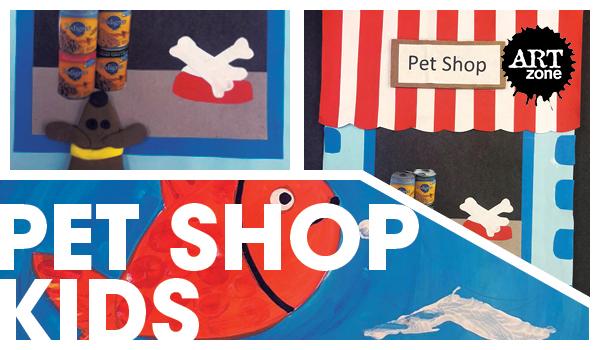 Pet Shop Kids